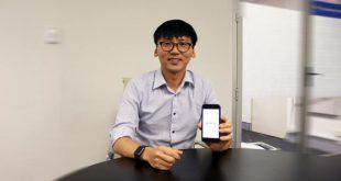 인보이스(청구서) 앱 부키피 이용완 대표